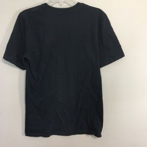 Nike Shirts - Nike T-Shirt Small ( unisex) Black Sole Glow